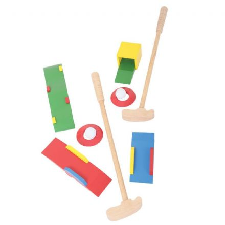 Bigjigs Wooden Crazy Golf